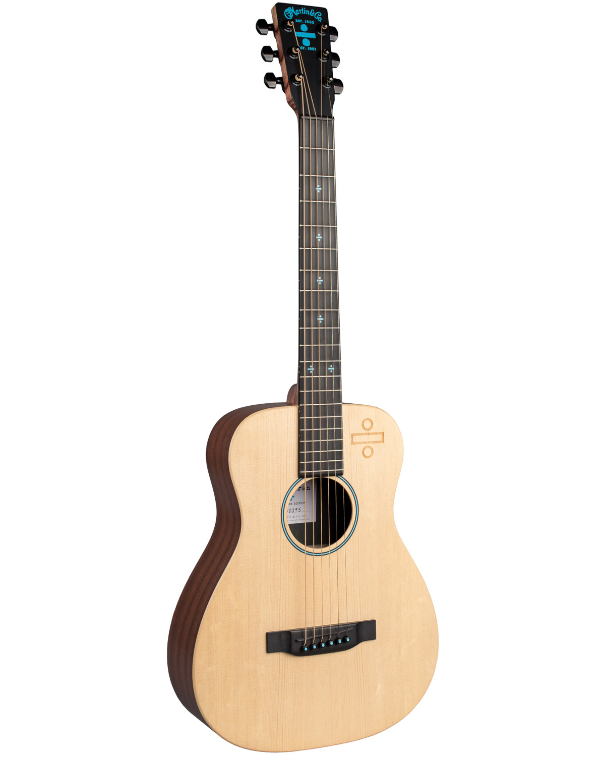 Martin Ed Sheeran Divide Signature Edition Electro Acoustic Guit